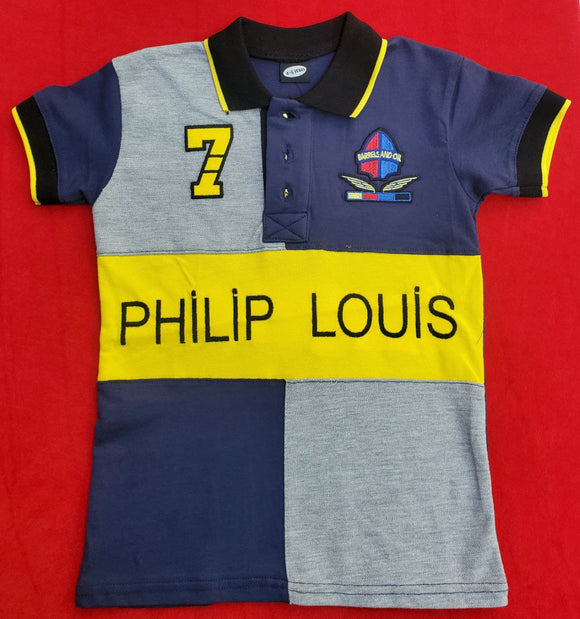 Boys PHILLIP  LOUIS SHIRT