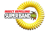 "Evergreen Research ""SuperBand"" Insect Repelling Wrist Band (pack of 5 ) - Aris-fashion-imperium-ja - 1"
