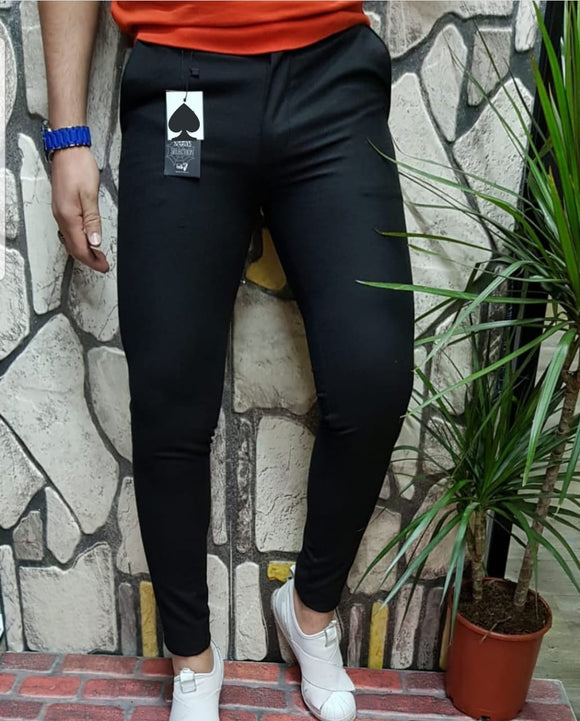 Men's Hello7 navy blue Slim-fit Sport Pants