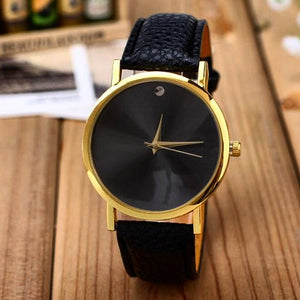 Japanese Quarts Fashion Watch - unisex