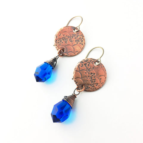 Tidebreaker earrings