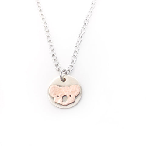 Small Koala necklace