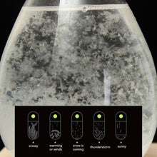 Crystal Storm Glass