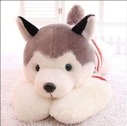 "Siberian Husky 15"" Plush Toy - BarkForce"
