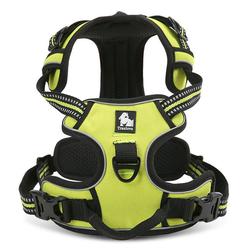 Front Range 3M Reflective No-Pull Dog Harness - BarkForce