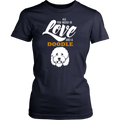 All You Need Is Love And A Doodle T shirt