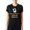 Shed Happens T-shirt - BarkForce