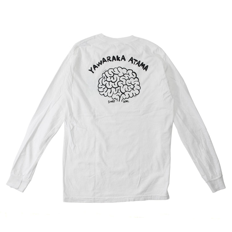 Yawaraka Atama Long Sleeve T shirt