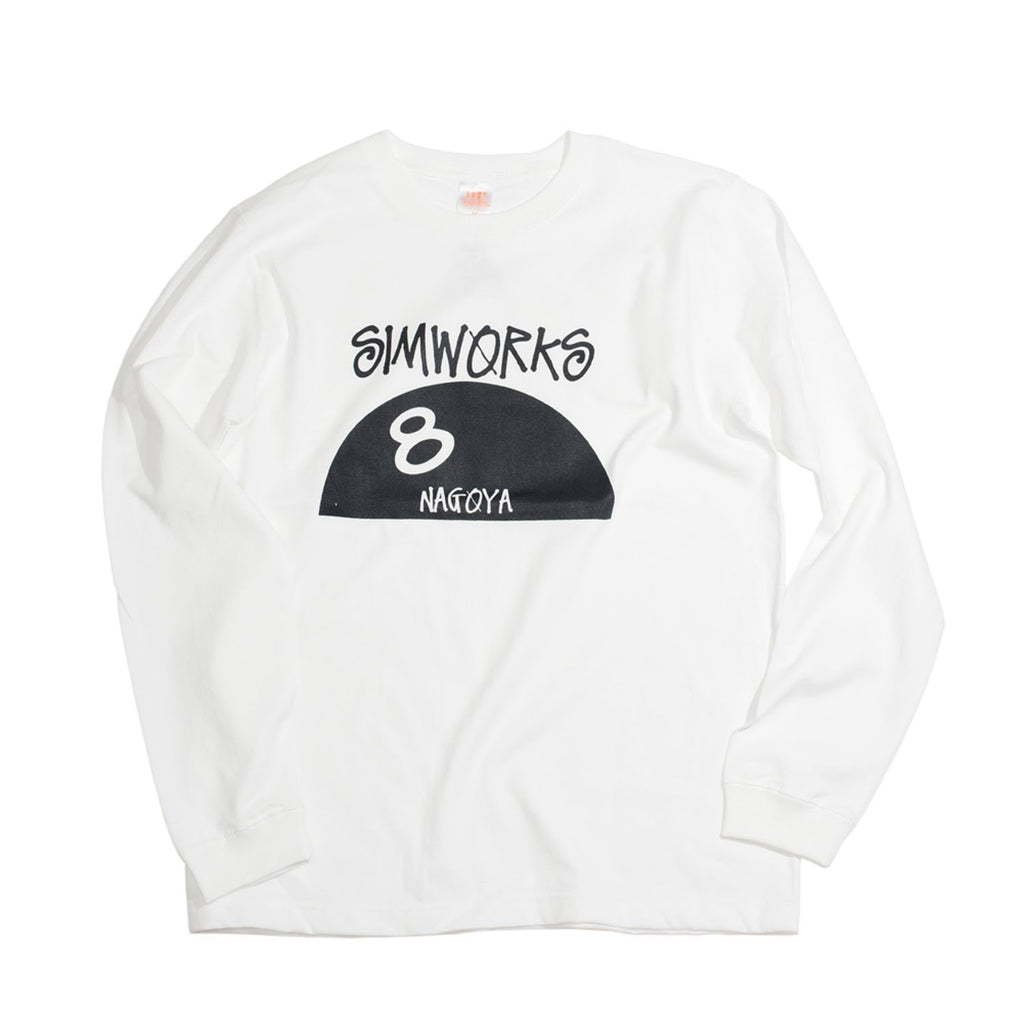 SimWorks 8 Ball Long Sleeve Shirt