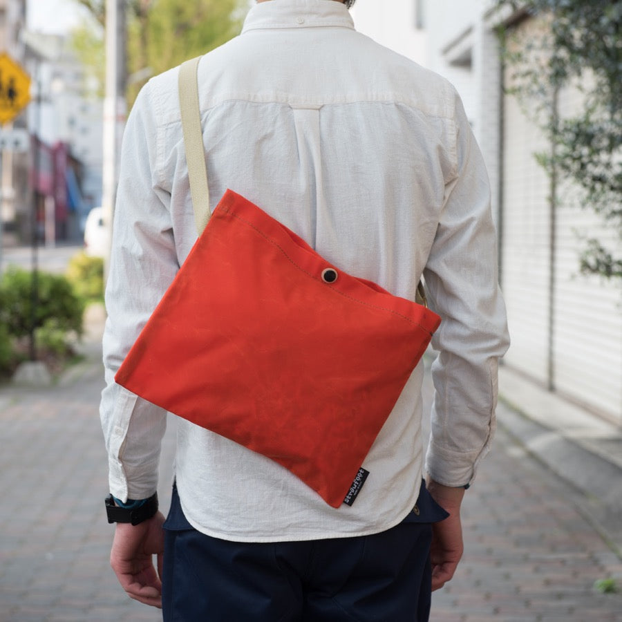 Simple Musette - Waxed Canvas