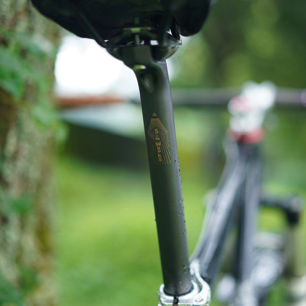 Froggy Stealth Seatpost