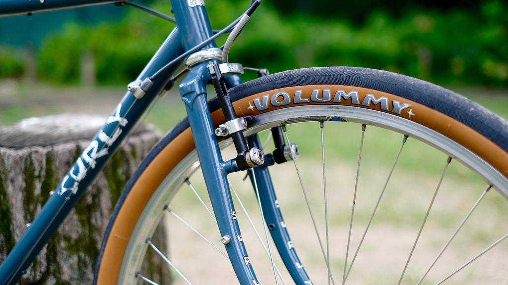 "B-Grade Volummy Tire - 27.5""/650B"