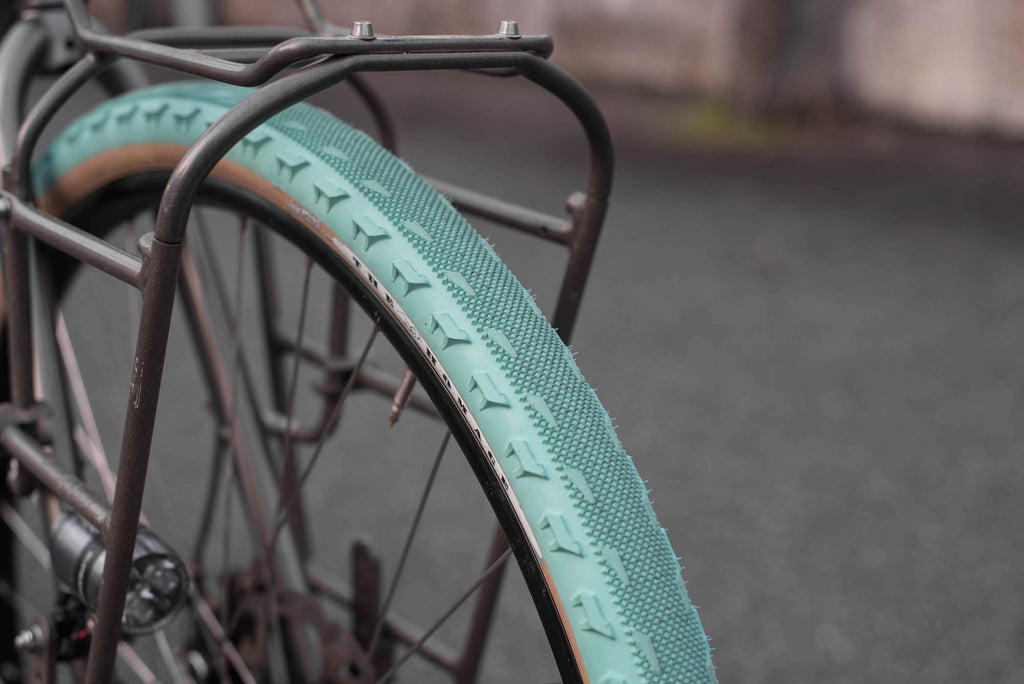 The Homage Tire - Green x Skin