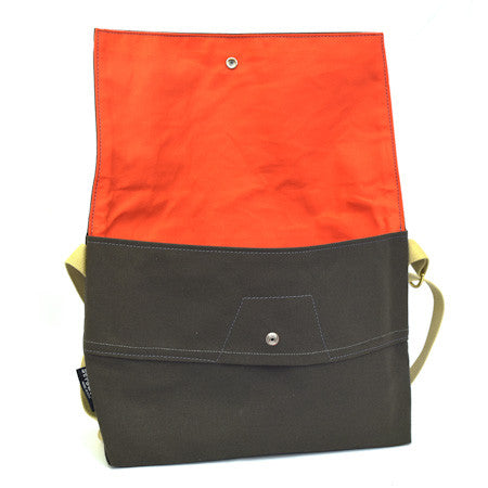 Lined Shoulder Bag