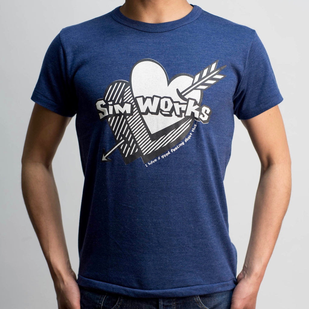 SW Hearts & Arrow Tee