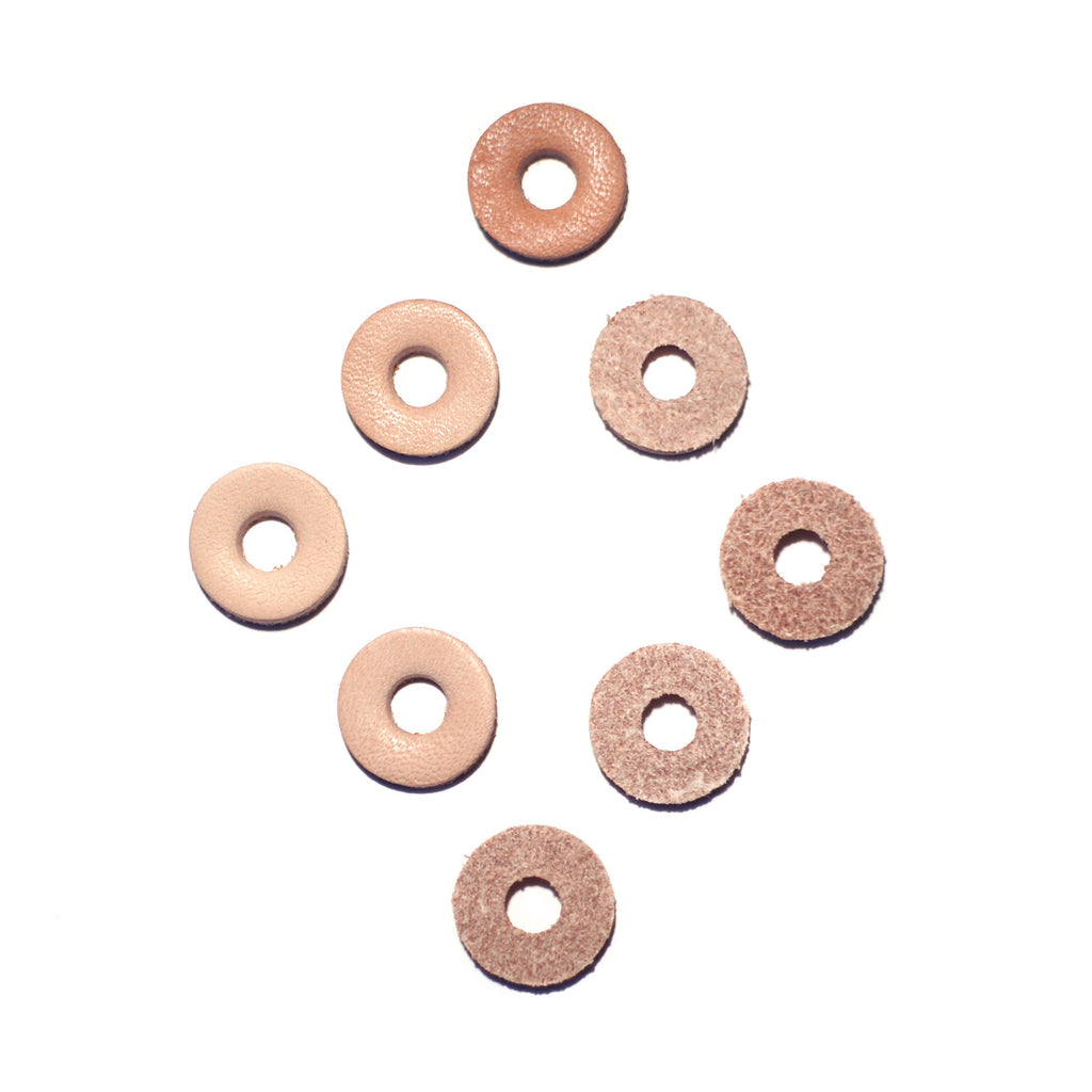 Leather Washer Set 15mm