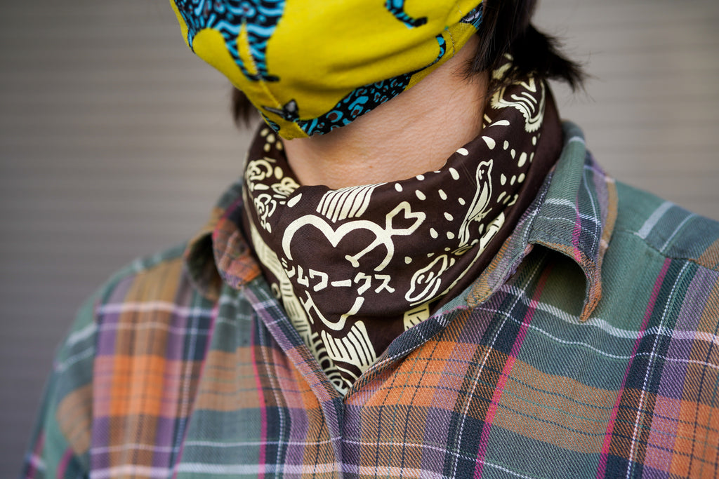 Endless Passages Bandana