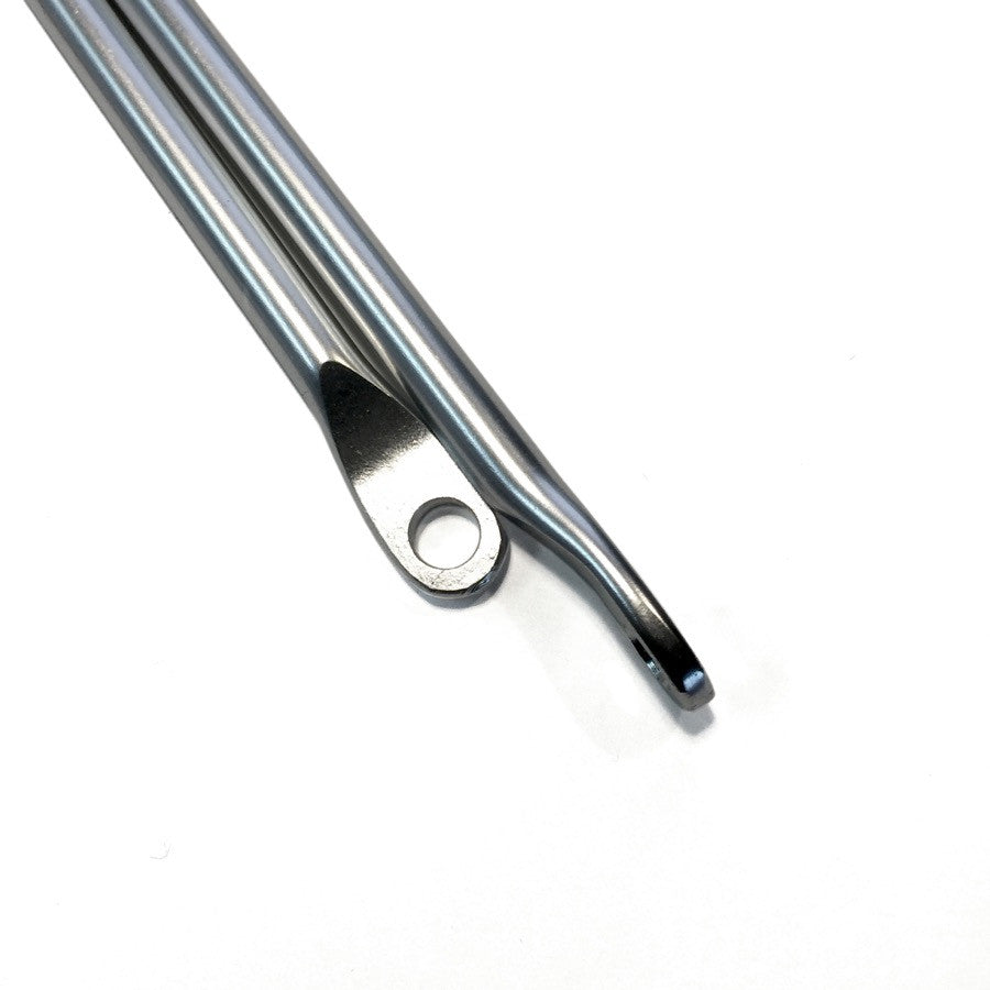 Connection rod straight 120mm