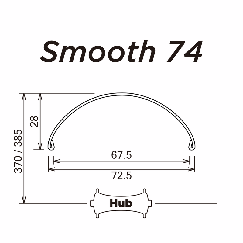 *ARRIVING SOON* Smooth 74