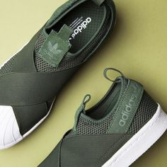 女生專屬!adidas Originals Superstar Slip-On 全新配色設計