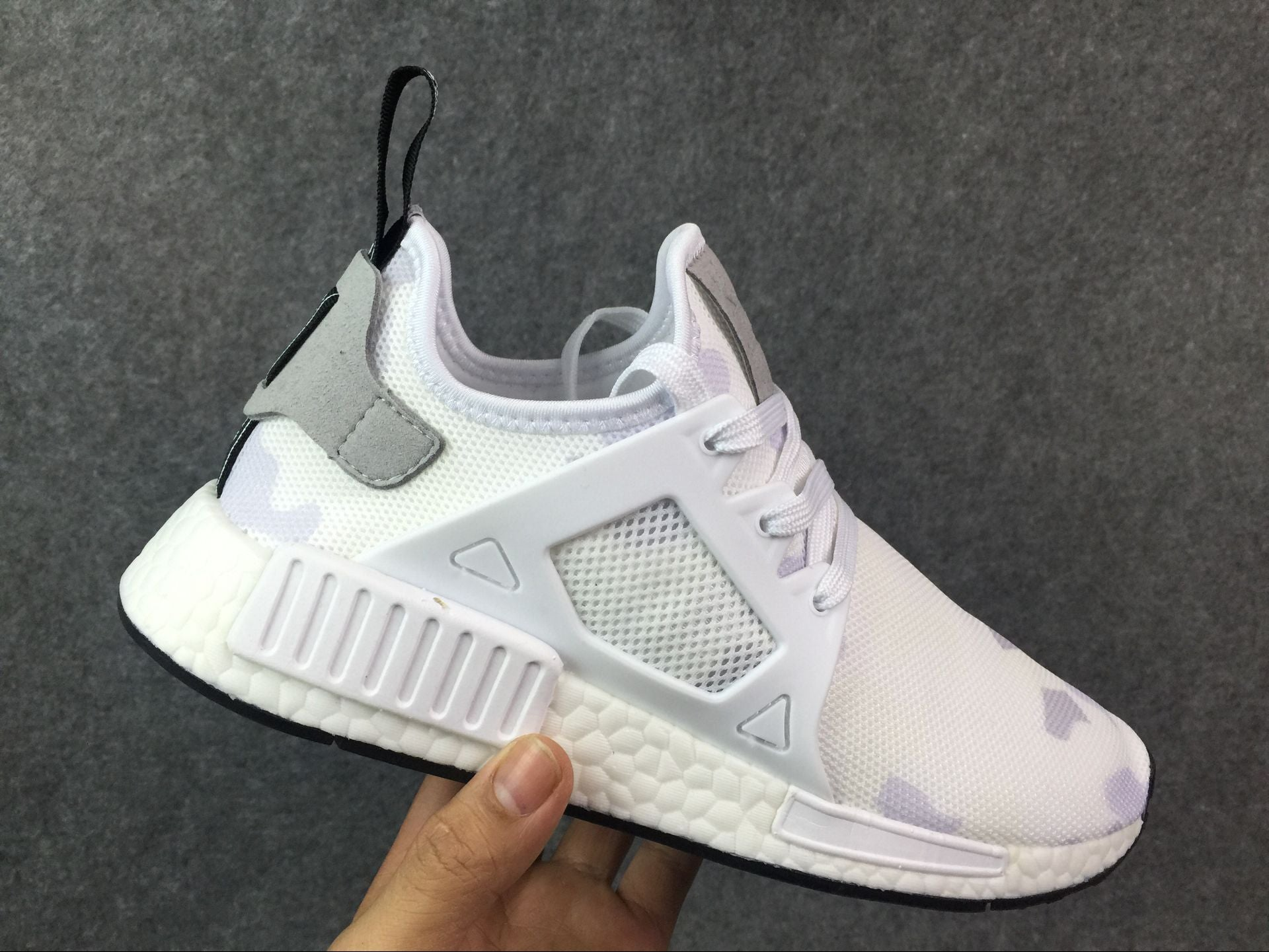 Men Grey Boost NMD XR1 $150 to $200 adidas US