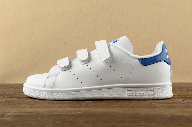 stan smith blue tab