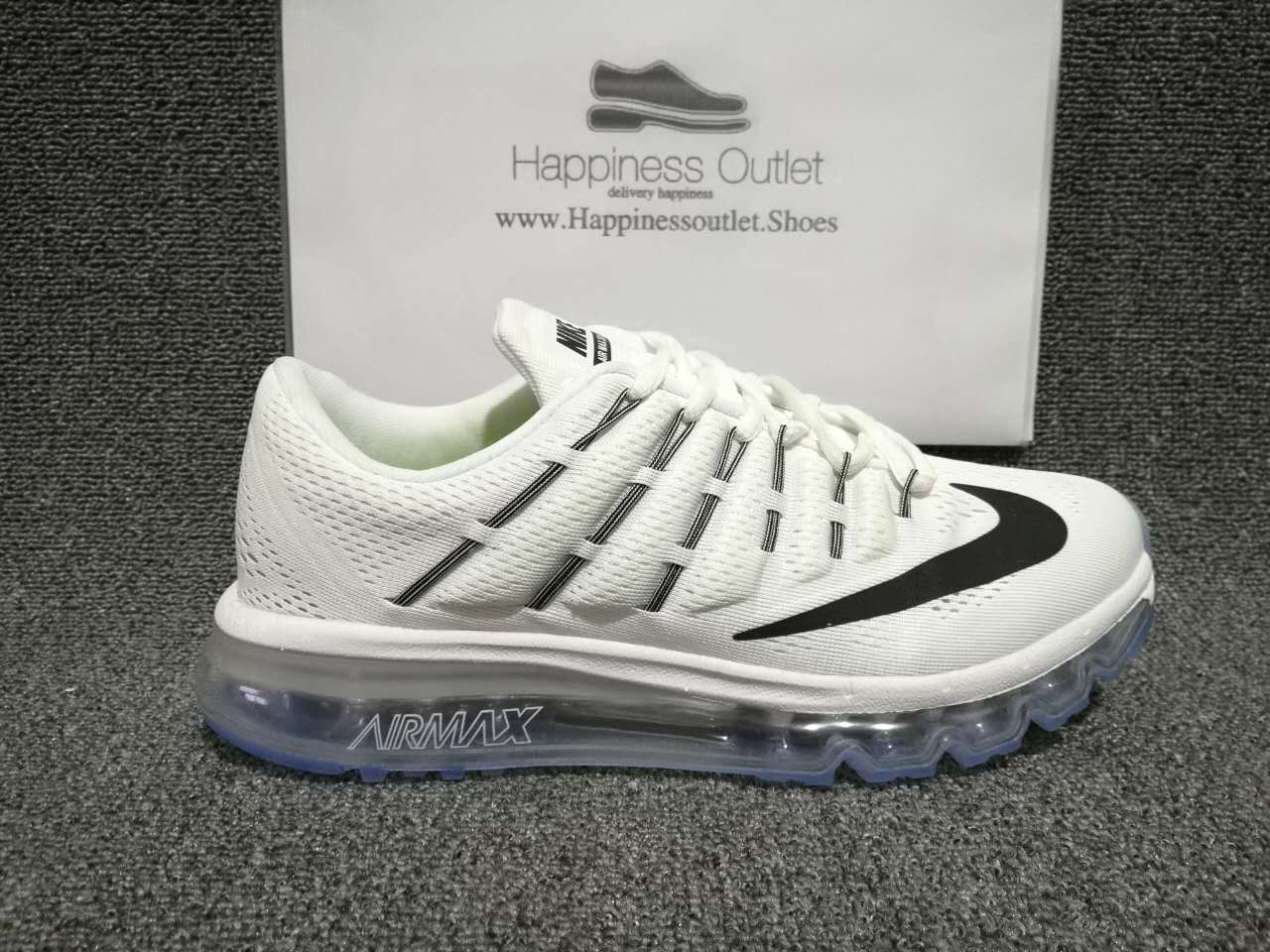 Air Max 2016 Size Guide