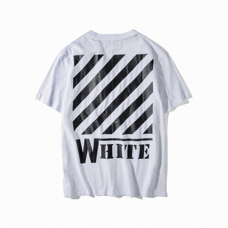 a73866f2552a Off-White You Cut Me Off Red Square Box T-Shirt