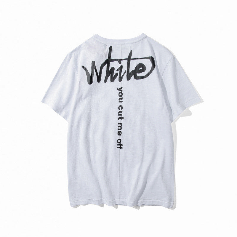 c5b363bf433b Off-White You Cut Me Off T-Shirt