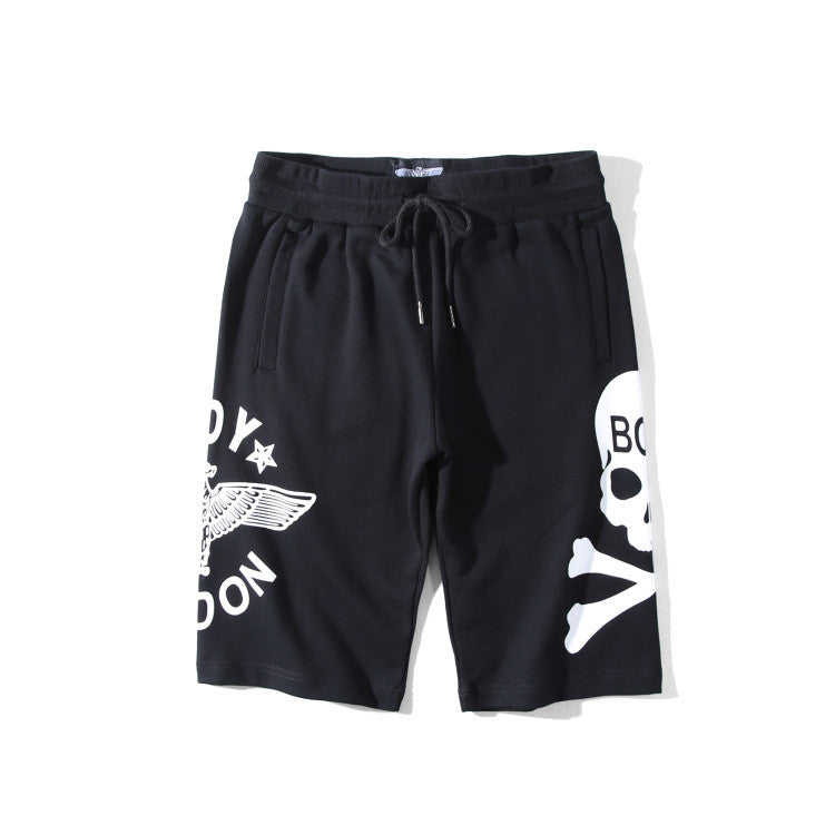 "Boy London X Eagles vs Skeleton ""Short Sweat Pant"""