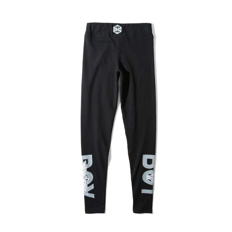 "Boy London "" Eagle Logo X Boy "" Classic Legging"