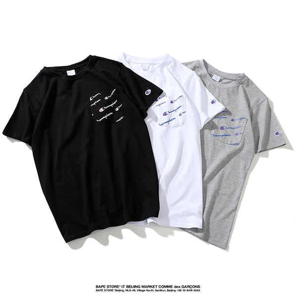 Champion Pocket T-Shirt