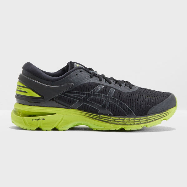 Asics Gel Kayano 25 Black Green