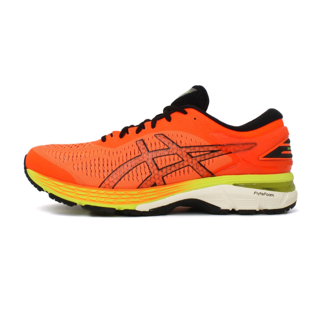 Asics Gel Kayano 25 Orange Black
