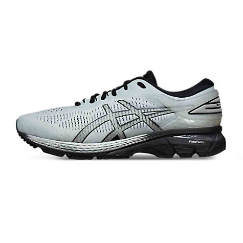 Asics Gel Kayano 25 Glacier Grey Black