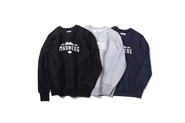 MADNESS Small Word Sweater