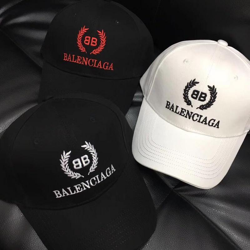 Balenciaga Embroidered Logo 01 Cap