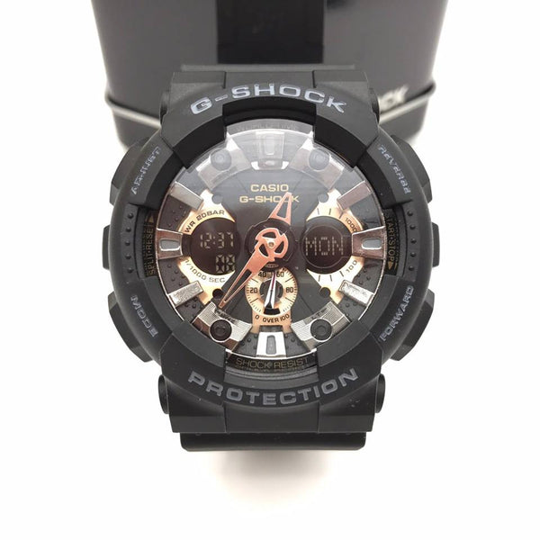 G-Shock GA120-1A Rose Gold