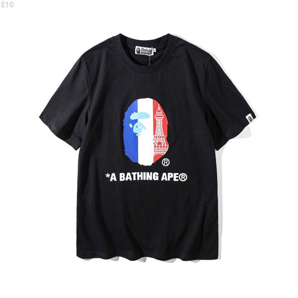 Bape Paris Tower Design T-Shirt