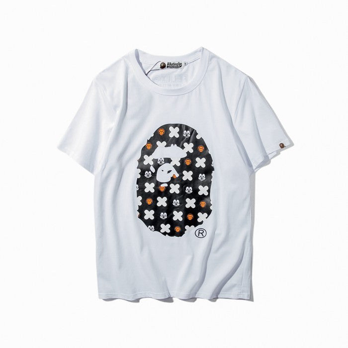 "A Bathing Ape ""Bape x Felix The Cat"" Big Ape Head T-Shirt"