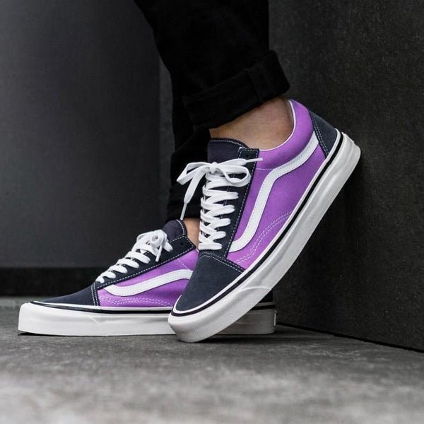 Vans Old Skool 36 DX Anaheim Factory Black / OG Bright