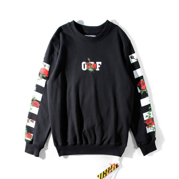 Off-White ' OFF X Rose ' Sweater