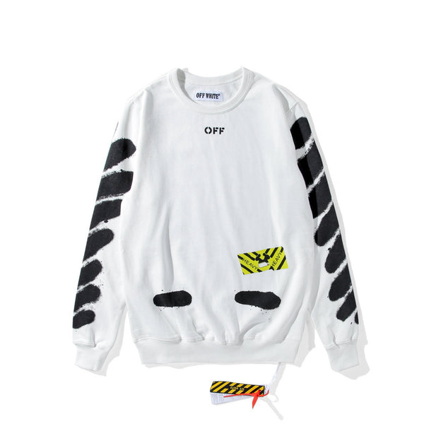 Off-White ' OFF X HEAVY ' Sweater