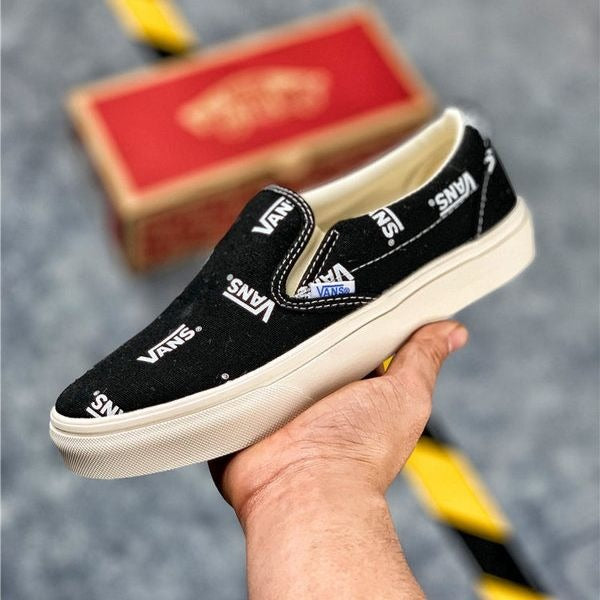 "Vans OG Slip-On LX Small Box Logo ""Black"""