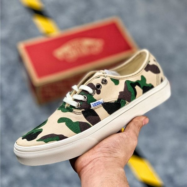 "Vans OG Slip-On LX Small Box Logo ""Camo"""