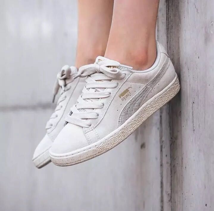 Puma x Careaux Suede  Cream White  a489db21bde