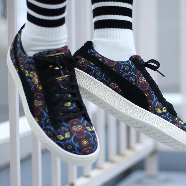 Puma Basket Day of the Dead Pack