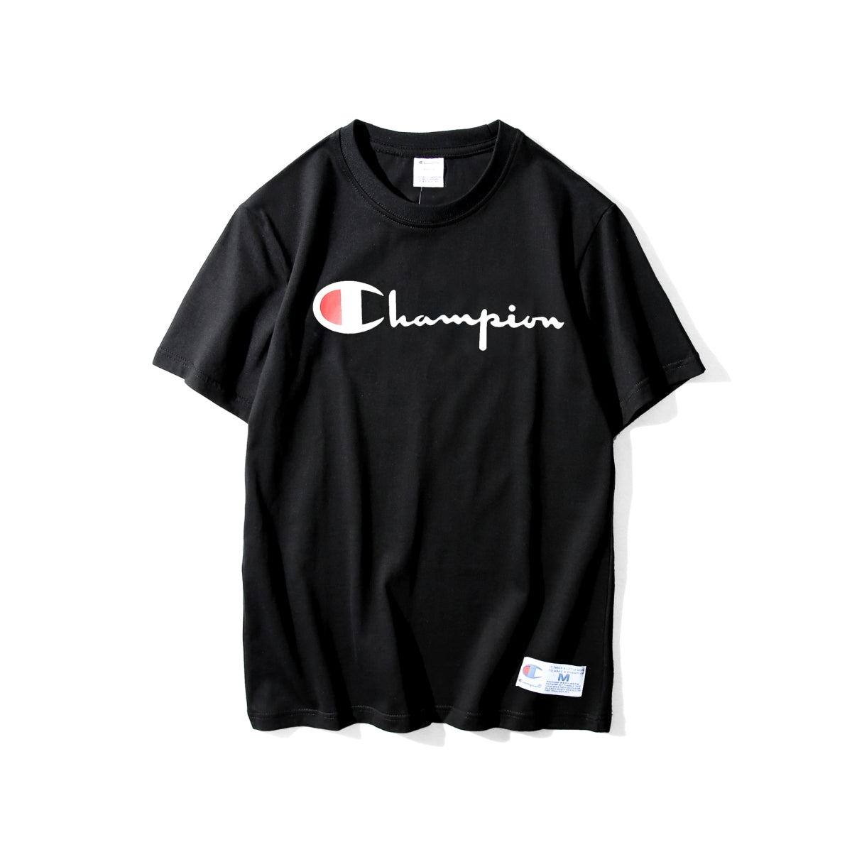 --Champion Simple Word T-Shirt--