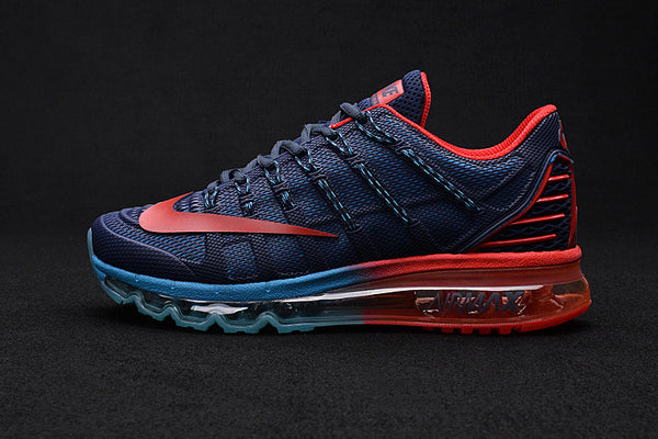 Nike Air Max 2016 KPU Dark Blue/Red Men's