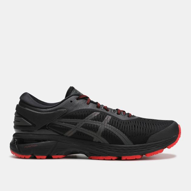 Asics Gel Kayano 25 Black Red